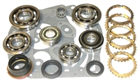 TK5 5 Speed Bearing Kit with Synchro Rings, BK144WS