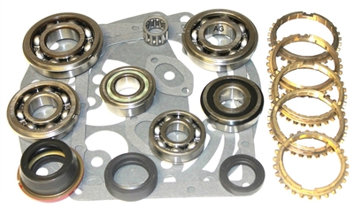 TK5 5 Speed Bearing Kit with Synchro Rings, BK144WS | Allstate Gear