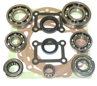 D50 2.0L 2wd 5 Speed 82-89 KM132 Bearing Kit with Seals, BK150