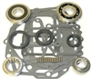 Jeep AX5 5 Speed Bearing Kit with Synchro Rings, BK160AWS