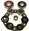 AX15 Jeep Bearings, Seals & Gaskets, BK163J - Jeep Transmission Parts