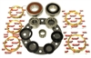 AX15 Jeep Bearing Kit with Synchro Rings, BK163JWS
