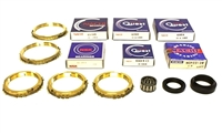 Suzuki Samurai 5 Speed Transmission Bearing Kit with Synchro Rings, BK165WS | Allstate Gear