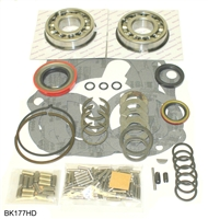 Borg Warner T10 4 Speed Bearing Kit Iron Case AMC with Synchro Rings, BK177HD