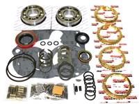 Borg Warner T10 4 Speed Bearing Kit, Iron Case AMC with Synchro Rings, BK177HDWS | Allstate Gear