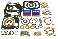Borg Warner T10 4 Speed Bearing Kit, Iron Case AMC with Synchro Rings, BK177WS
