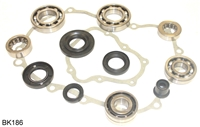 GK Honda Accord 5 Speed Transmission Bearing Kit, BK186