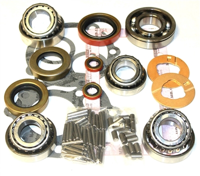 Dana 20 Transfer Case Bearing & Seal Kit, BK20F - Transfer Case Parts