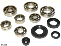 GV GW Honda Civic 5 Speed Transmission Bearing Kit, BK225 | Allstate Gear
