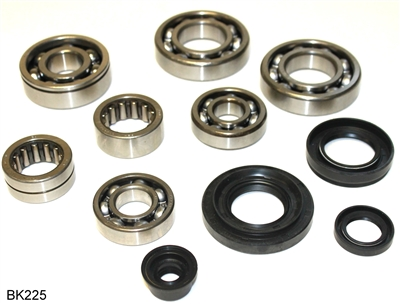 GV GW Honda Civic 5 Speed Transmission Bearing Kit, BK225