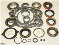 NP231 Transfer Case Bearing Kit with Seals and Gaskets, BK231