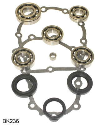 TS45 Suzuki Samurai Transfer Case Bearing and Seal Kit, BK236