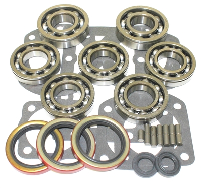 Dana 24 Transfer Case Bearing & Seal Kit, BK24 - Transfer Case Parts