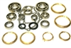 FS5R30A 5 Speed Bearing Kit with Synchro Rings, BK240LWS