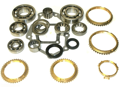 FS5R30A 5 Speed Bearing Kit with Synchro Rings, BK240WS | Allstate Gear