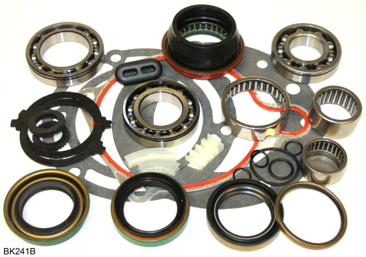 NP241DHD Transfer Case Bearing Kit, BK241B