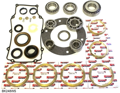 M5R2 5 Speed Bearing Kit with Synchro Rings, BK248WS | Allstate Gear