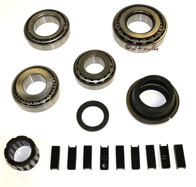 TR3650 Bearing Kit BK255 - TR3650 5 Speed Ford Transmission Part | Allstate Gear