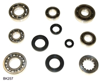 SHR Honda Insight 5 Speed Transmission Bearing Kit, BK257