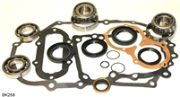 LC14 Transfer Case Bearing & Seal Kit, BK258 - Transfer Case Parts