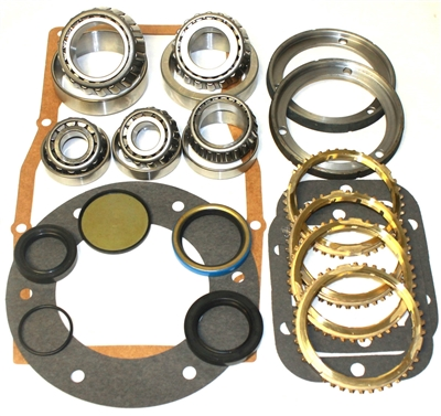 G360 5 Speed Bearing Kit with Synchro Rings BK261WS - Dodge Part
