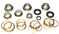 M5BF1 Hyundai Bearing Kit with Synchro Rings, BK262AWS