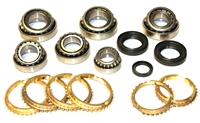 M5BF1 Hyundai Bearing Kit with Synchro Rings, BK262WS