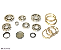 VIT5-B SIDE-A VIT5 5 Speed Transmission Bearing Kit with Synchro Rings, BK293AWS