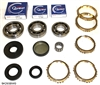 VIT5-A 5 Speed Transmission Bearing Kit with Synchro Rings, BK293BWS