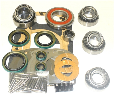 Dana 300 Transfer Case Bearing and Seal Kit, aluminum extension housing, BK300
