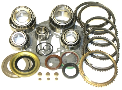 ZF S5-47 5 Speed Bearing Kit with Rings, BK300ZFAWS | Allstate Gear