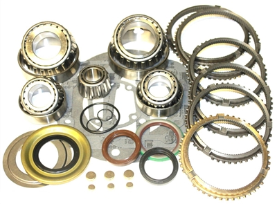 ZF S5-47 5 Speed Bearing Kit with Synchronizer Rings, BK300ZFBWS