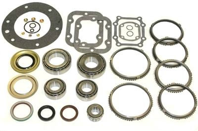 ZF S5-42 5 Speed Bearing Kit with Synchro Rings, BK300ZFWS