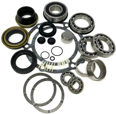 MP3023LD Transfer Case Rebuild Kit, BK3023, Magna Powertrain Transfer Case Identification