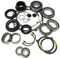 GM MP3023LD Transfer Case 2012-up Rebuild Kit, BK3023A, Magna Powertrain Transfer Case Identification