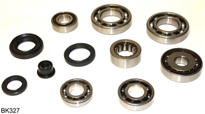 L3 5 Honda Civic - CRX 5 Speed Transmission Bearing Kit, BK327 | Allstate Gear
