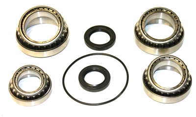 KM272 Transfer Case Bearing and Seal Kit, fits both W5M31 and W5M33 and 1989-1999 Mitsubishi Eclipse, BK363
