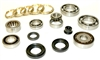 K4F S20 SG8 S40 Honda 5 Speed Transmission Bearing Kit with Synchro Rings, BK386WS