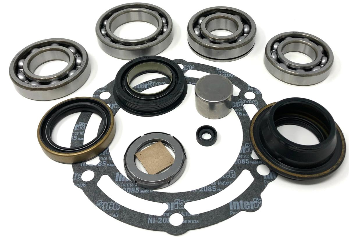 Borg Warner 4445 Transfer Case Rebuild Bearing Kit, BK4445