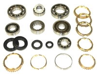SZB Honda Civic Bearing Kit with Synchro Rings, BK499AWS
