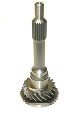 D50 Input Shaft 19 Tooth 23mm Thick Bearing with Step, D50-16A