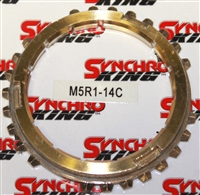 M5R1 Reverse Synchro Ring M5R1-14C - M5R1 5 Speed Ford Repair Part