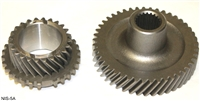FS5W71 5th Gear Set NIS-5A - FS5W71 Nissan Transmission Repair Part | Allstate Gear