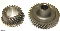 FS5W71 5th Gear Set NIS-5B - FS5W71 Nissan Transmission Repair Part | Allstate Gear