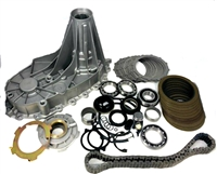GM NP246 246 Transfer Case Half Rebuild Kit Chain Pump Clutches Steels
