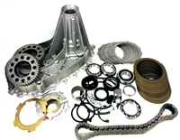 GM NP246 NV246 Transfer Case Rear Half Rebuild Kit w/ Gaskets Seals Drive Driven Sprockets Chain Pump Plate