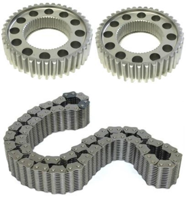 NP271 NP273 Transfer Case Chain & Sprocket Kit - Transfer Case Repair Parts | Allstate Gear