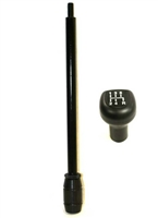 Dodge NV4500 G360 Shifter Stick 14MM Coarse Thread, NV4500-28E