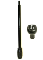 NV4500 Shifter Stick GM 16mm Fine Thread, NV4500-28F