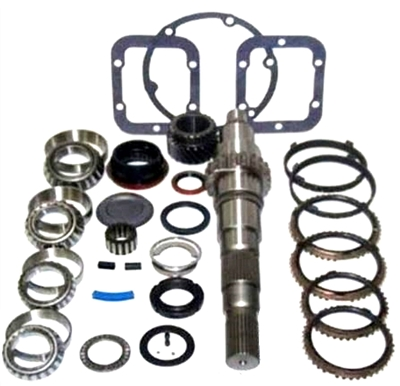 Dodge NV4500 Master Rebuild Kit with 5th Gear 2WD - Dodge Repair Part